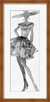 Fashion Sketchbook V Fine-Art Print