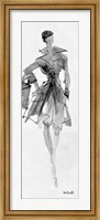 Fashion Sketchbook VII Fine-Art Print