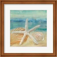 Horizon Shells I Fine-Art Print