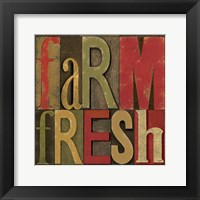 Printers Block Farm To Table IV Fine-Art Print