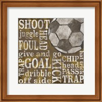 All Star Sports I Fine-Art Print