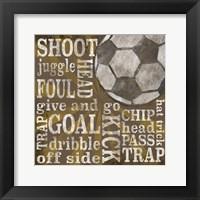 All Star Sports I Fine-Art Print