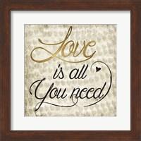 Love Life I Fine-Art Print
