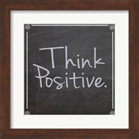 Think Positive Fine-Art Print