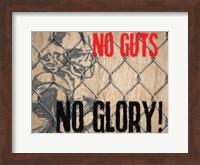 No Guts Fine-Art Print