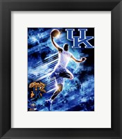 University of Kentucky Wildcats Player Composite Fine-Art Print