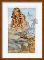 Mermaid 1 Fine-Art Print
