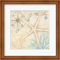 Nautical Shells I Fine-Art Print