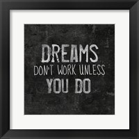 Dreams II Fine-Art Print