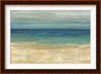 Navy Blue Horizons Fine-Art Print