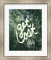 Get Lost Forest Fine-Art Print