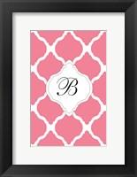 Initials Pattern B Fine-Art Print
