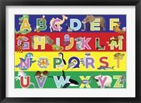 Alphabet Puzzle Fine-Art Print