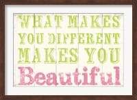 What Makes You Different 1 Fine-Art Print