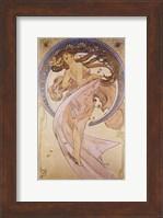 The Four Arts: Dance Fine-Art Print
