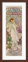 La Dame aux Camelias, Sarah Bernhardt, Paris 1894 Fine-Art Print