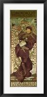 Lorenzaccio, Paris, 1896 Fine-Art Print