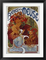Beers from the Meuse Fine-Art Print