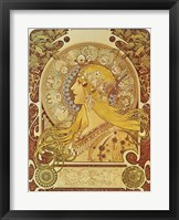 Zodiac Signs Fine-Art Print