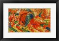 The Rising City (La Citte Che Sale) Fine-Art Print