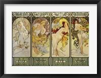The Seasons Fine-Art Print