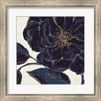 Indigo Garden II Fine-Art Print