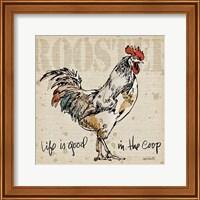 Farm Life III Fine-Art Print