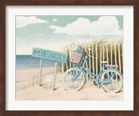 Beach Cruiser II Crop Fine-Art Print