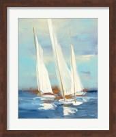Summer Regatta III Fine-Art Print