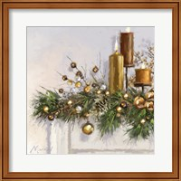 Gold Candles 2 Fine-Art Print