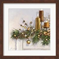 Gold Candles 2 Fine-Art Print