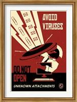 Avoid Downloades Fine-Art Print