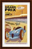 Solarmobile Grand Prix Fine-Art Print