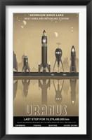 Uranus Rest Stop Fine-Art Print