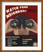 Zombie Poster Fine-Art Print