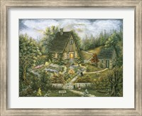 At The Edge Of The Woods Fine-Art Print