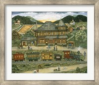 Wallace Station Fine-Art Print