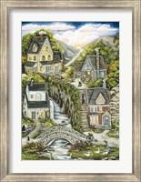 South Mountain Village Fine-Art Print