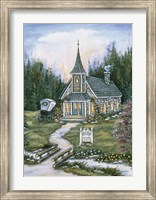 Wildwood  Church Fine-Art Print