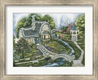 A Country House Fine-Art Print