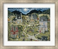 The Witches Of Black Mountain Fine-Art Print