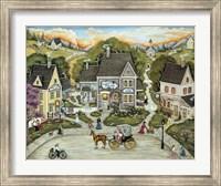 Sew N' Sew Street Fine-Art Print