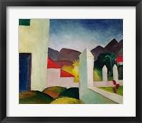 Tunisian Landscape Fine-Art Print