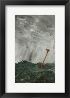 Stormy Sea  Red Stick, 1892 Fine-Art Print