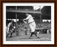 Babe Ruth Seattle Dugdale Park, 1924 Fine-Art Print