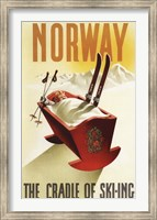 Cradle Of Skiing Norway Fine-Art Print