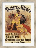 Theatre De L'Opera French Fine-Art Print