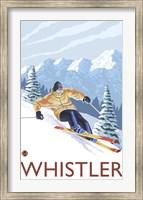 Whistler Mountain Ski Fine-Art Print