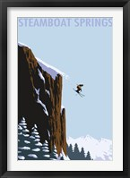Steamboat Springs Ski Jump Fine-Art Print