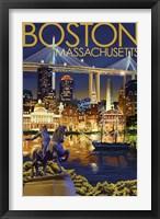 Boston Massachusetts Paul Revere Fine-Art Print